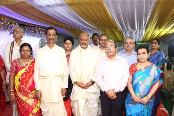 Yashoda Hospitals Management team with newlywed couples